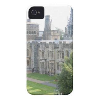 Cardiff Castle iPhone 4 Case-Mate Case