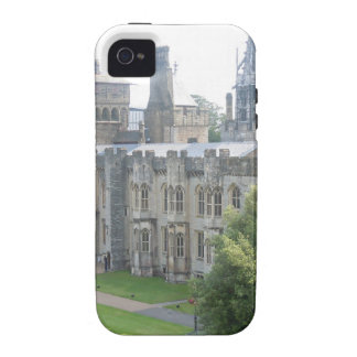 Cardiff Castle Vibe iPhone 4 Cases