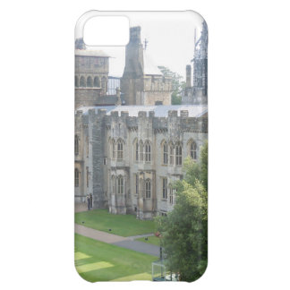 Cardiff Castle iPhone 5C Covers