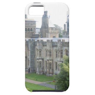 Cardiff Castle iPhone 5 Covers