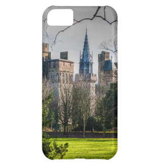 Cardiff Castle Cover For iPhone 5C