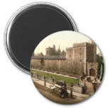 Cardiff Castle I, Cardiff, Wales Magnets