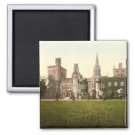 Cardiff Castle II, Cardiff, Wales Refrigerator Magnet