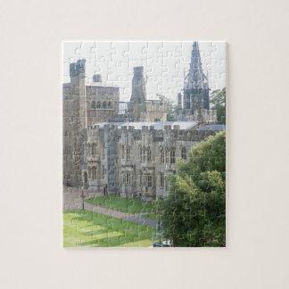 Cardiff Castle Jigsaw Puzzle