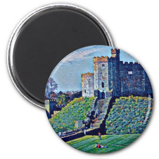 Cardiff Castle Magnet