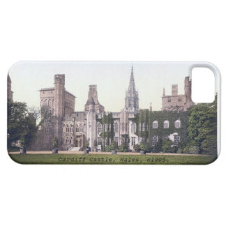 Cardiff Castle Wales U K iPhone case iPhone 5/5S Case