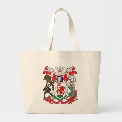 Cardiff Coat of Arms Bags