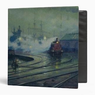 Cardiff Docks, 1896 Binder