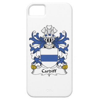 Cardiff Family Crest iPhone 5 Case