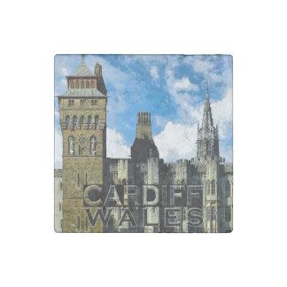 Cardiff Imán De Piedra