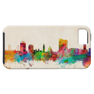 Cardiff Wales Skyline iPhone 5/5S Covers