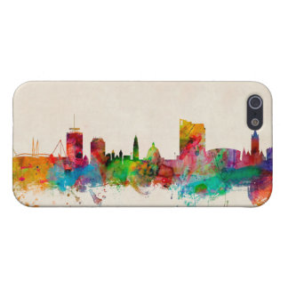 Cardiff Wales Skyline iPhone 5/5S Case