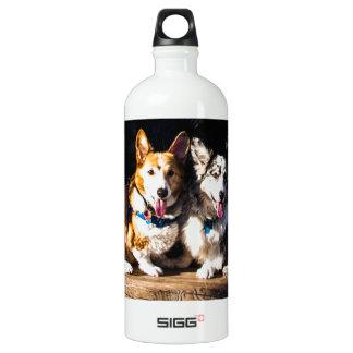 Cardigan & Pembroke Welsh Corgis SIGG Traveler 1.0L Water Bottle