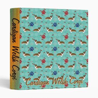 Cardigan Welsh Corgi Binder