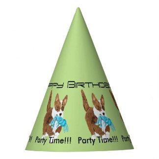 Cardigan Welsh Corgi - Birthday Party Hat