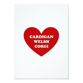 Cardigan Welsh Corgi Card