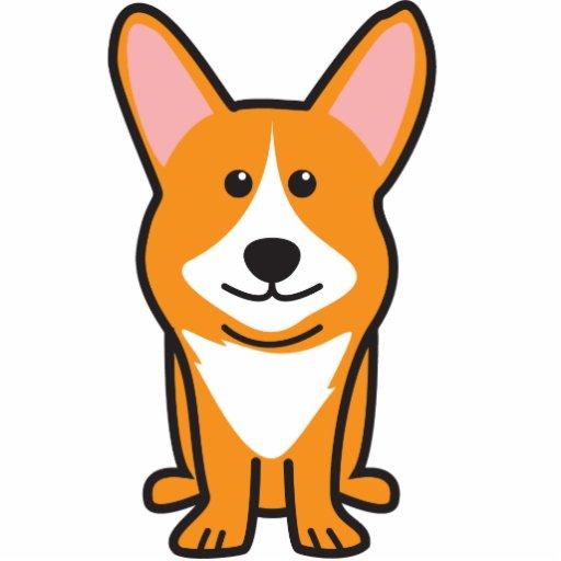 Cardigan Welsh Corgi Dog Cartoon Photo Sculpture Zazzle
