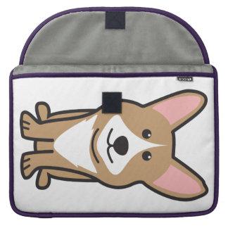 Cardigan Welsh Corgi Dog Cartoon Sleeve For MacBook Pro
