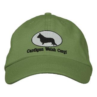 Cardigan Welsh Corgi Embroidered Hat