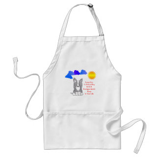 Cardigan Welsh Corgi Every Day Is A Good Day Adult Apron