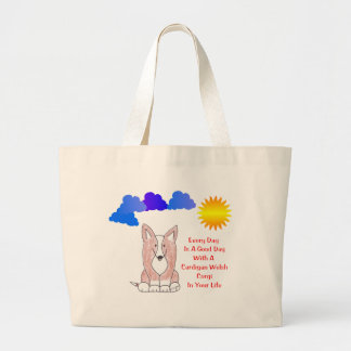 Cardigan Welsh Corgi Fawn Every Day Is A Good Day Bag
