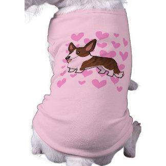 Cardigan Welsh Corgi Love Pet Tee Shirt