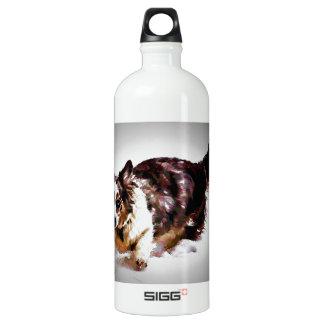 Cardigan Welsh Corgi - Maggie SIGG Traveler 1.0L Water Bottle