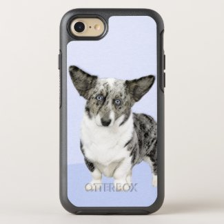 Cardigan Welsh Corgi OtterBox Symmetry iPhone 8/7 Case