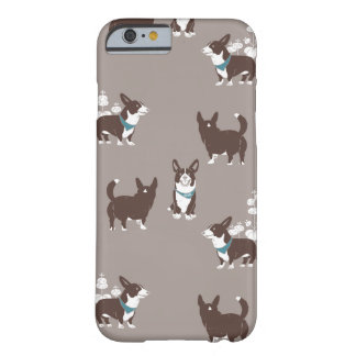 cardigan welsh corgi peduncle barely there iPhone 6 case