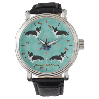 Cardigan Welsh Corgi Wrist Watch