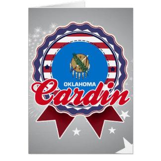 Cardin AUTORIZACIÓN Tarjetón