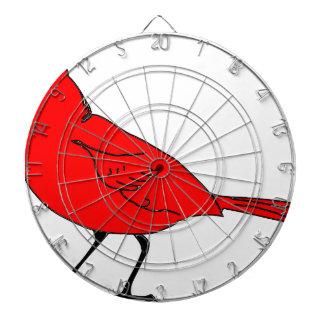 cardinal #2 dartboard