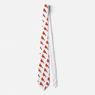 cardinal #3 tie