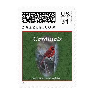 Cardinal 7532 Postage Stamp-choose denomination