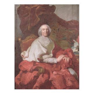 Cardinal Andre Hercule de Fleury Postcard