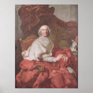 Cardinal Andre Hercule de Fleury Poster