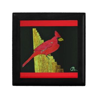 Cardinal Art Gift Box
