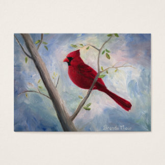 Cardinal ArtCard Business Card