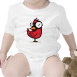 Cardinal Baby Creeper