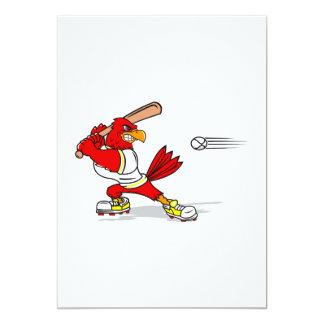 Cardinal Baseball Player Card