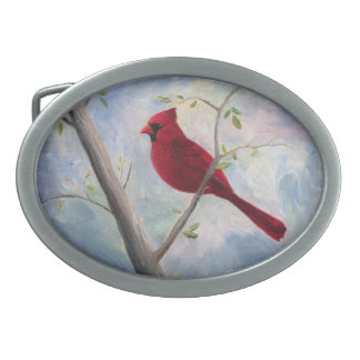 Cardinal Belt Buckle