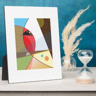 Cardinal Bird Design Photo Plaques