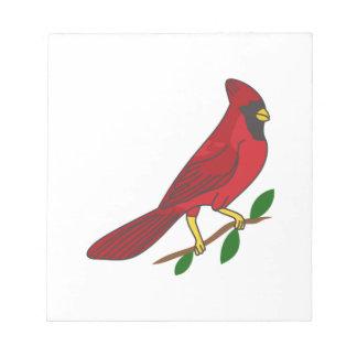 Cardinal Bloc De Notas