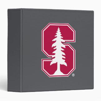"""Cardinal Block """"S"""" with Tree Binder"""