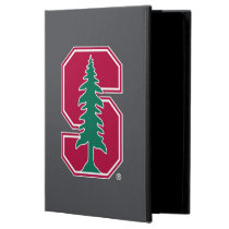 "Cardinal Block ""S"" with Tree Case For iPad Air"