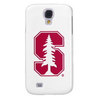 "Cardinal Block ""S"" with Tree Galaxy S4 Case"