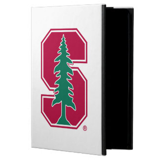 "Cardinal Block ""S"" with Tree iPad Air Cases"