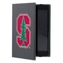 "Cardinal Block ""S"" with Tree iPad Mini Case"