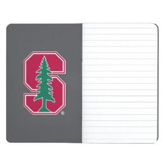 "Cardinal Block ""S"" with Tree Journal"