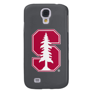 """Cardinal Block """"S"""" with Tree Samsung Galaxy S4 Cover"""